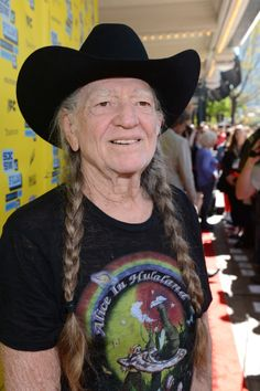 Straight Allies: Willie Nelson, who also supports a ban on horse slaughter in the USA....
