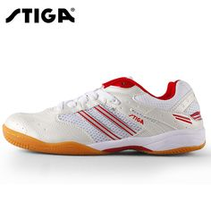 5205a90d64 Stiga Table Tennis Shoes Zapatillas Deportivas Mujer Masculino ping ping  racket shoe women and mens sport