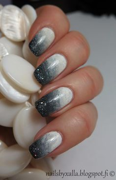 Shades Of Grey, #ablecs15, Ghina Glaze Some Like It Haute, Ghina Glaze Fairy Dust, acrylic colours