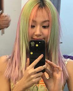 Tweets con contenido multimedia de misa •ᴗ• (@misayeon) / Twitter Chaeyoung Twice, My Girl, Long Hair Styles, Pretty, Beauty, Instagram, Multimedia, Girls, Strawberry