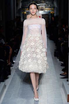 Clarice Silva at Valentino Haute Couture Spring 2013