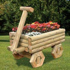 how to place landscaping timbers … : Store Home > – Landscape Timber Wagon Plan The post how to place landscaping timbers … : Store Hom… appeared first on Pinova - Woodworking Landscape Timber Crafts, Landscape Timbers, Diy Wood Projects, Outdoor Projects, Garden Projects, Teds Woodworking, Woodworking Projects, Woodworking Classes, Popular Woodworking