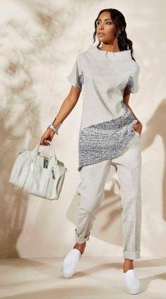 Mode Outfits, Sport Outfits, Summer Outfits, Fashion Outfits, Womens Fashion, Looks Jeans, Urban Fashion Trends, Cute Comfy Outfits, Dubai Fashion