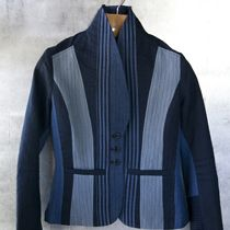 Stitched+combination+in+shades+of+blue.+One-of-a-kind,+size+XS.