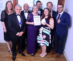 Tourism & Leisure Experience of the year @ Exmouth Chamber Business Awards 2017 #ecba2017