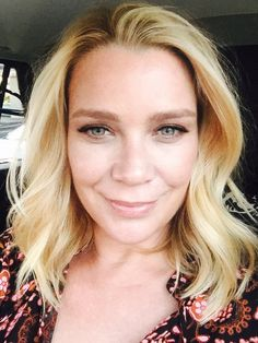 Fab Day  = @Laurie_Holden