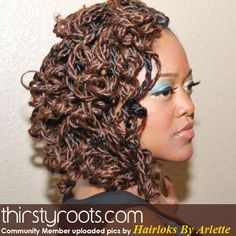natural hair style twists braids