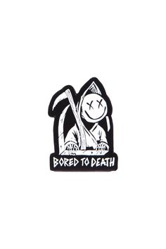 Bored to Death Pin