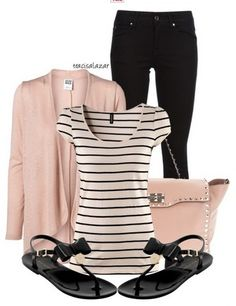 Have you got your new outfit idea for New Year? Don't worry, we've collected some great outfit combinations here and you'll find an appropriate one to attend any occasion in the coming year 2014! There's a refreshing striped outfit idea for you to go casual in your daily looks. You can pair with any coat …