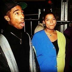 Tupac & queen la