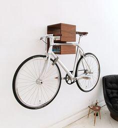 自転車掛け 木製 - Google 検索