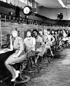 inch) Print (other products available) - Telephonists manning the International switchboard at the General Post Office& International Telephone Exchange, Faraday Buildings, London. August - Image supplied by The Telegraph Museum - Print made in Australia Vintage Photographs, Vintage Photos, Vintage Ideas, Antique Photos, General Post Office, Telephone Exchange, Working People, Old London, Canvas Prints