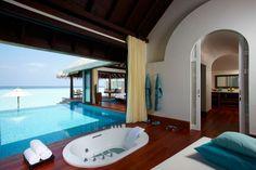 Anantara Kihavah Villas in Maldives by Anantara Resorts (from HomeDSGN)