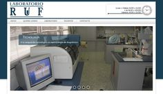 Sitio Web sobre el Laboratorio RUF www.laboratorioruf.com  Proyect Lider: Pablo Diaz Washing Machine, Home Appliances, Lab, Tecnologia, House Appliances, Washer, Appliances