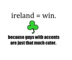 Come to the right part if Ireland and your perspective of that may just change #incomprehensible #boggers