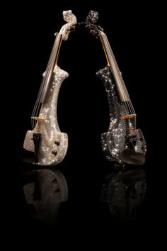 World's Most Expensive Electric Violins $1.5 million