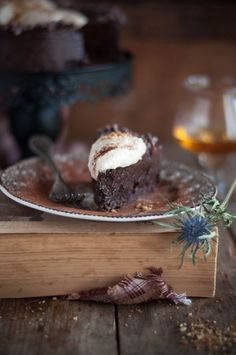 { ENCORE du chocolat ?!!! Ben… oui, pardon } | Saines Gourmandises Oui, Panna Cotta, The Cure, Chocolate, Healthy, Cake, Ethnic Recipes, Desserts, Index