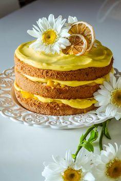 Tort cu mascarpone si limoncello - Miruna Lica