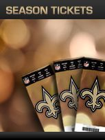 The New Orleans Saints.