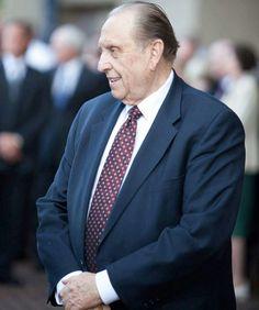 Pres. Monson President Monson, Thomas S Monson, Presidents, Suit Jacket, Breast, Suits, Jackets, Jesus Christ, Fashion