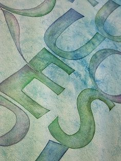 Gemma Black Calligrapher: May 2014