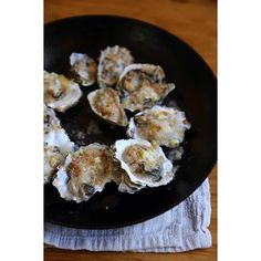 """""""These broiled oysters with garlic butter breadcrumbs are in the appetizer section of our new cookbook, which is published in 22 days. Pre-order now! #gfgamerica"""" Photo taken by @glutenfreegirl on Instagram, pinned via the InstaPin iOS App! http://www.instapinapp.com (08/09/2015)"""