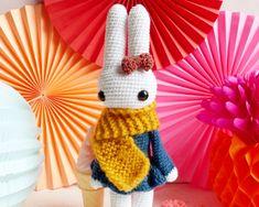 Crochet ~ Léonie la lapine