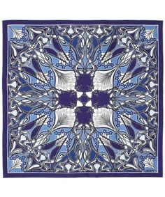 Classic Ianthe print silk scarf from Liberty scarves collection. Shop all Ianthe scarves here http://www.liberty.co.uk/fcp/categorylist/dept/ianthe-liberty-scarves #LibertyScarf