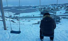 Fed udsigt - Nuussuaq. Annemarie