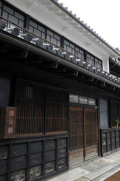Unchanged Street from Edo #japan #hirsoshima #takehara