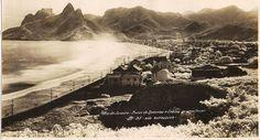 Praias de Ipanema e Leblon  Year: 1935  Source: Fígaro Loja de Cultura Sebo e Antiquário, Curitiba PR