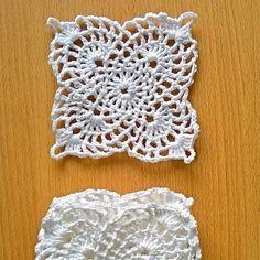 Chochet granny - Cotton yarn <3 Crochet Earrings, Knitting, Cotton, Fashion, Yarns, Tejidos, Crocheting, Moda, Tricot