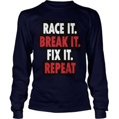 race it break it fix it repeat - Men's Heavyweight Premium Hoodie  #gift #ideas #Popular #Everything #Videos #Shop #Animals #pets #Architecture #Art #Cars #motorcycles #Celebrities #DIY #crafts #Design #Education #Entertainment #Food #drink #Gardening #Geek #Hair #beauty #Health #fitness #History #Holidays #events #Home decor #Humor #Illustrations #posters #Kids #parenting #Men #Outdoors #Photography #Products #Quotes #Science #nature #Sports #Tattoos #Technology #Travel #Weddings #Women