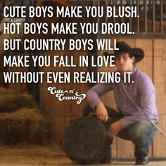 Country quotes about love: best country relationships ideas on pinteres Frases Country, Country Love Quotes, Country Couples, Cute N Country, Country Men, Country Girls, Country Boyfriend Quotes, Southern Girls, Southern Quotes