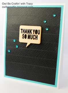 Lawn Fawn - Interlocking Backdrops _ Thank You So Much by SweetMaeBelle, via Flickr