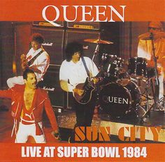 19th Oct. '84  Queen LIVE! in Sun City, South Africa  This is the last Concert night in 1984. #TheWorks