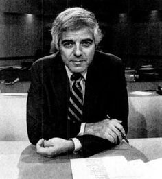 Nick Clooney, George's father, an anchor at WKRC-TV Channel 12~ Cincinnati. Astounding resemblance!
