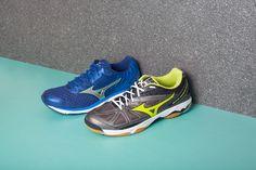 Tênis Mizuno ideal para corridas. Disponível no tamanho grande, do 45 ao 48