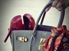 B O N J O U R A R T: Hermès Birkin Bag
