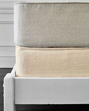 Eileen Fisher Farmhouse Box Spring Cover