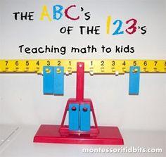 abcs of 123s