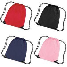 Any kind of drawstring bag would be great for boys 10-14!