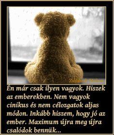 Good Sentences, Sad Quotes, Teddy Bear, Romantic, Signs, Inspiration, Petra, Eyes, Biblical Inspiration