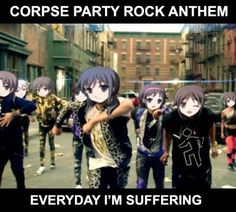 LMFAO's Party Rock vs Star Wars Cantina Band. It's crazy how well it matches up! Party Rock, Prom Songs, Rock Anthems, Mad Father, Corpse Party, Rpg Horror Games, Zombie Party, Team Fortress 2