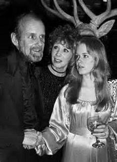 Bob Fosse, Gwen Verdon and daughter Nicole Fosse