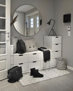 15 Nordic-Style Bedroom Ideas To Inspire you Home Decor Bliss Minimalist Bedroom Bedroom Bliss Decor Home Ideas Inspire nordicstyle Room Ideas Bedroom, Bedroom Inspo, Decor Room, Home Bedroom, Living Room Decor, Modern Bedroom, Simple Bedrooms, Master Bedroom, Girls Bedroom