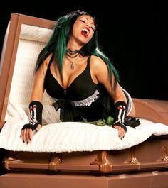 Shelly Martinez Vampire