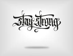 Logos & Handlettering 2013 on Behance Tattoo Writing Styles, Tattoo Lettering Styles, Lettering Design, Tattoo Fonts Alphabet, Typography Alphabet, Gothic Lettering, Graffiti Lettering, Playboy Tattoo, Greek Symbol Tattoo