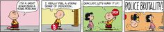 Peanuts Comic Strip for Oct/22/2014 on GoComics.com
