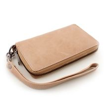 Dixie Wina Lux Leather Wallet Rose - Re:designed by Dixie | Onyva